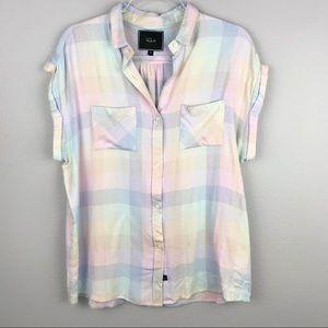 Rails • Button Up Shirt